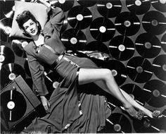 12edcc569 Marie McDonald in vintage vinyl heaven