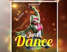 "Check out my @Behance project: ""just dance flyer"" https://www.behance.net/gallery/14264735/just-dance-flyer"