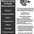 This FREE back to school idea is to teach your students the rules and procedures for sharpening pencils that will help you maintain classroom control at the beginning of the school year.