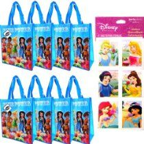 Tinkerbell and Disney Fairies Tote Bags Woven Reusable) AND a Rare Disney Princess Stickers Set ---- Tinkerbell Party Supplies and Favors for Kids Tinkerbell Party Supplies, Kids Party Supplies, Spy Kids Party, Disney Fairies, Cabbage Patch Kids, Tote Bags, Party Favors, Cakes, Stickers