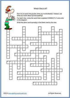 Check your word skills with these tricky brain teasers and answers. We supply the first 2 letters. Can you spell the rest of the word? Answers provided, if you need them! Spelling Bee Word List, Spelling Word Games, Spelling Homework, Spelling Practice, Grade Spelling, Vocabulary Practice, Brain Teasers With Answers, Brain Teasers For Kids, Fun Brain
