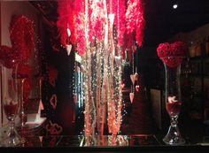 Valentine window display 2014. This window display give people the ...