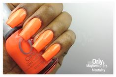 Orly Mash Up Summer 2013 collection in Mayhem Mentality