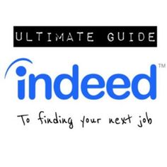 The Ultimate Guide to Finding Your Next Job With Indeed! Find your next position with one job site! One Job, Find A Job, Get The Job, How To Start A Blog, How To Get, How To Plan, Resume Search, Neuer Job, First Job