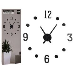 www.aksizeii.gr Bauhaus, Diy Clock, Leroy Merlin, Diys, Grande, Home Decor, Style, Products, Wall Clocks