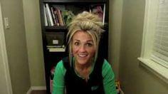 How To Do A Messy Bun | Stylin' Mommies, via YouTube.