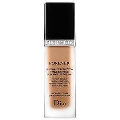 Dior - Diorskin Forever Perfect Makeup Broad Spectrum 35  in 022 Cameo #sephora