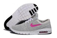 http://www.jordan2u.com/nike-sb-zoom-stefan-janoski-max-shoes-gray-pink-men-women-wwdkh.html NIKE SB ZOOM STEFAN JANOSKI MAX SHOES GRAY PINK MEN/WOMEN WWDKH Only 75.42€ , Free Shipping!