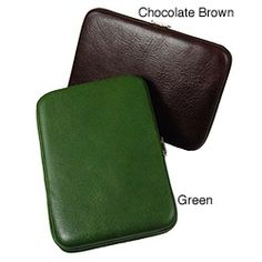 @Overstock - Keep your personal information safe and secure with this stylish womens clutch-style wallet made with silver-tone hardware and soft cowhide leather in your choice of green or chocolate brown. Ample storage space is provided via three multi-card slots.http://www.overstock.com/Clothing-Shoes/Castello-Womens-Torino-Small-Leather-Clutch-Wallet/5742920/product.html?CID=214117 $24.49