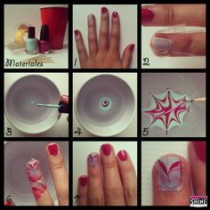 #marmoleado #nails Bff, Nice, Bestfriends