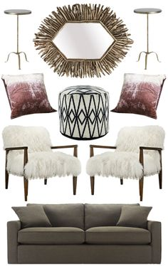 the HUNTED INTERIOR: Furniture Feature: Arhaus