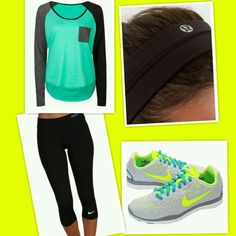 Cute sporty outfit!!