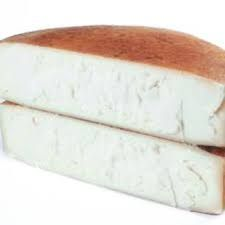 """ubriaco alla birra rossa: Translated from Italian, the cheese's name means """"dunk of red beer."""" """"It's an aged cheese from northeastern Italy,"""" Jones says. """"It's aged and immersed in barrels of red beer. The cheese itself is sweet with a nice beer-y tang to it."""""""