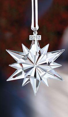 Swarovski 2017 Annual Edition Crystal Ornament