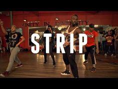 Chris Brown - Strip - WilldaBeast Adams Choreography - Filmed by @TimMilgram #immaBeast - YouTube