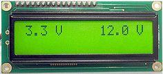 Dual Channel Voltmeter Kit