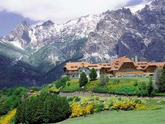 Obsessed with going to llao llao Lodge in Bariloche, Argentina