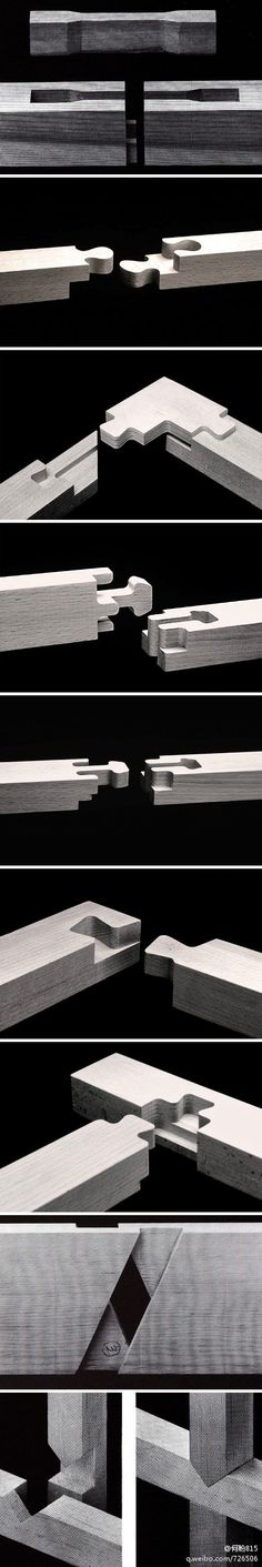Japanese wood joinery