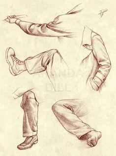 Piernas y brazos