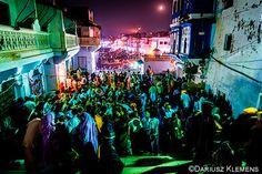 Under the full moon of Kartik Poornima, Hindu pilgrims throng the ghats surrounding Puskar Lake on the last night of the annual Pushkar Mela festival , in the holy town of Pushkar, Rajasthan.