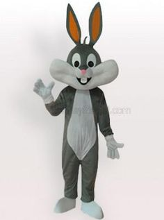 Neo Bugsbunny Adult Mascot Costume - all the mascot costumes are global free shipping at http://www.cosplayzentai.com