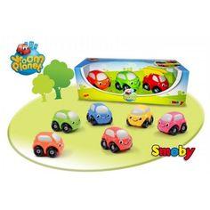 Juguete VROOM PLANET - ESTUCHE 3 MINI BOLIDOS Precio 8,47€ en IguMagazine #juguetesbaratos