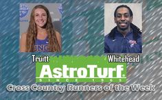 North Georgia's Brittany Truitt, Columbus State's Cordaryl Whitehead Named Astroturf Runners of the Week