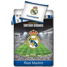 Real Madrid Full Stadium Comforter