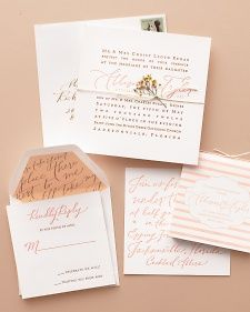 43 best wedding stationary and invitations images in 2018 wedding