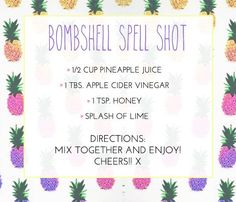 ::bombshell spell shot by Tone It Up on the blog::