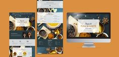 Web banner Vectors, Photos and PSD files E Learning, Site Model, Restaurant Web, Free Banner, Photoshop, Best Web Design, Ux Design, Web Design Agency, This Is A Book