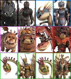 Httyd thw ~ Hiccup, Astrid, Fishlegs, Snotlout, Ruffnut and Tuffnut