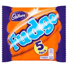 ***British Chocolate **** Cadbury fudge pack 5 X bars Cadbury Twirl, Cadbury Flake, Cadbury Dairy Milk, Chocolate Caramels, Homemade Chocolate, Chocolate Recipes, Fudge Recipes