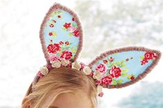 How to Make Easter Bunny Ears