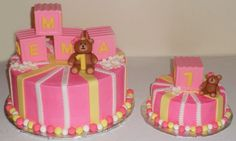 Baby Girl 1st Birthday Cake | Cakes Birthdays , Cakes , Kids Leave a comment