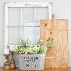 70 Best Summer Farmhouse Decor Ideas - Prudent Penny Pincher