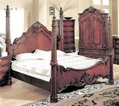 Savannah Poster Bed