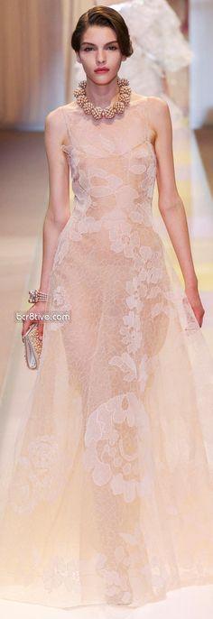 Giorgio Armani Privé F/W 2013-14 Couture