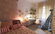 Macramê na Decoração: o que é e ideias para usar na sua casa - Casinha Arrumada