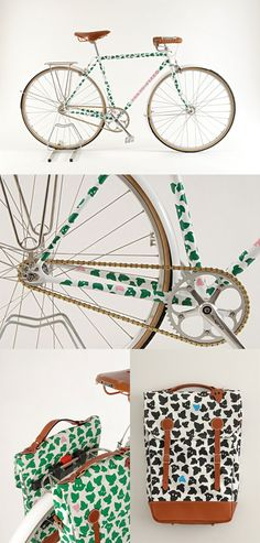 Eley Kishimoto x Tokyo Fixed Bike   mecho - the style black book