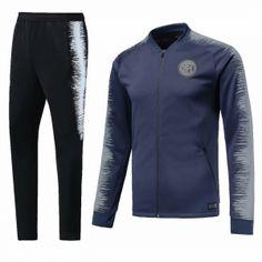 ba7ffcf98 Inter Milan 2018-19 Top Blue Training Jacket Kit Inter Milan 2018-19 Top  Blue Training Jacket Kit