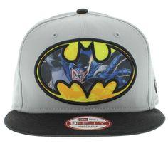 Batman The Sub Action 2 SNAPBACK - Red & Royal By New Era Cap
