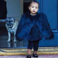 Kim Kardashian Shares Adorable Photos of North West, Says She's Thankful for Her Best Friend