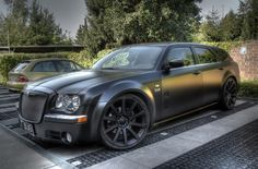 Chrysler 300C Touring wagon