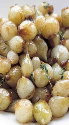 Side Recipes, Vegetable Recipes, Pearl Onion Recipe, Veggie Delight, Onion Recipes, Cooking Recipes, Healthy Recipes, Vegetable Side Dishes, Favorite Recipes