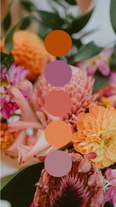 For The Good Weddings and Events Create Color Palette, Colour Pallette, Colour Schemes, Color Combos, Orange Color Palettes, Color Stories, Color Swatches, Color Theory, Seattle Wedding