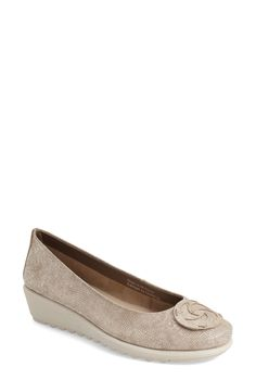 3dc17f604b01 The FLEXX  Run Away  Wedge (Women) available at  Nordstrom Neutral Wedges
