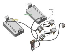 Les paul wiring diagram google haku wirings pinterest les mod garage 50s les paul wiring in a telecaster cheapraybanclubmaster Image collections