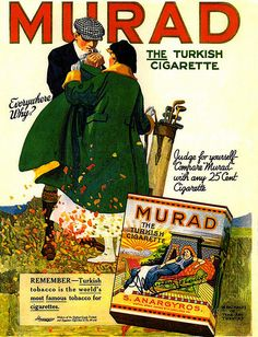 Murad Cigarettes-1917 | Flickr - Photo Sharing!