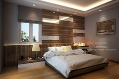 TSQ Villa - Master Bedroom Interior Design